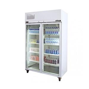 WILLIAMS LPS2GDCB 2 Door Pearl Star Display Freezer