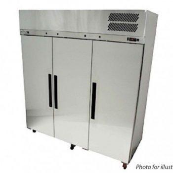 WILLIAMS LPS3SDSS 3 Door Pearl Star Storage Freezer