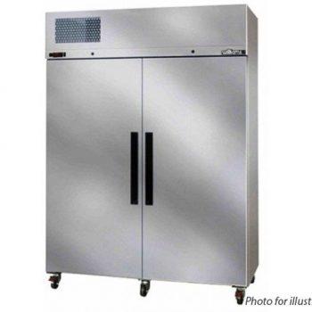 WILLIAMS LDS2SDSS 2 Door Diamond Star Storage Freezer