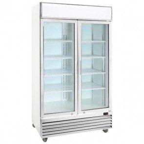 Display Fridges Glass Door Upright
