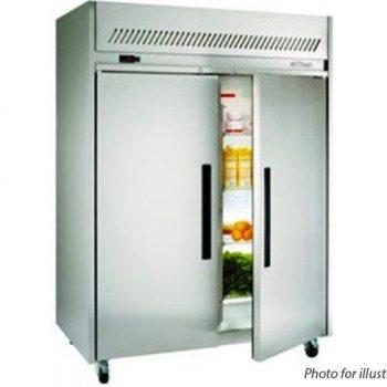 WILLIAMS HLG2SDSS 2 Door Storage Garnet GN Fridge Freezer
