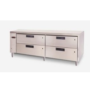 WILLIAMS JL4R Jarrah Refrigerated Storage Counter
