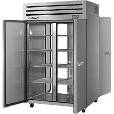 Bakery Refrigerated Freezer Storage Units